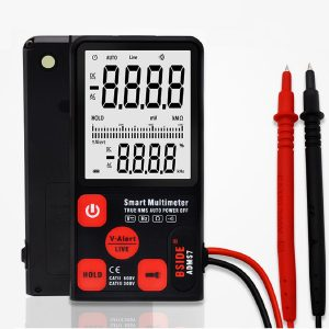ADMS7/9 ADMS7/9 CL  Analog Tester Digital Multimeter Touch DC/AC RMS Multimeter Transistor Capacitor