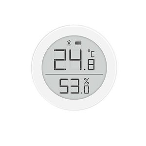 ClearGrass Digital bluetooth Thermometer Hygrometer 0~50 °C Electronic Ink Screen Work with App
