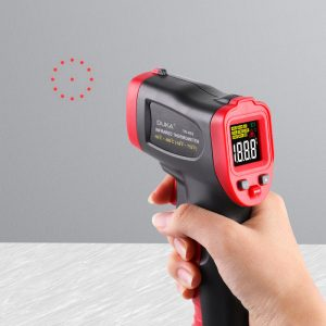 DUKA TG001 -50°C~400°C(-58°F~752°F) Portable Digital Infrared Thermometers Non-contact One-touch Quick Temperature Measurement Automatic Detection Surface Temperature From Xiaomi Youpin