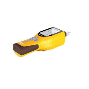 GT-1000 PM2.5 Gas and Dust Particle Detector Portable Pump Suction Multifunctional Gas Detector Four in One Gas Alarm Detector