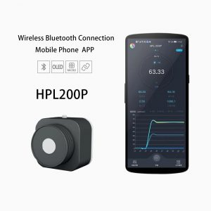 HPL200P 400nm-700nm Wireless PPFD Meter bluetooth LED Plant Growth Lamp Tester