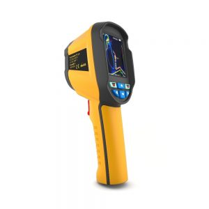 HT-04D 2.4''TFT Infrared Temperature Heat IR Digital Thermal Imager Detector Camera 4G SD Card -20~450 Degree 220x160 Resolution