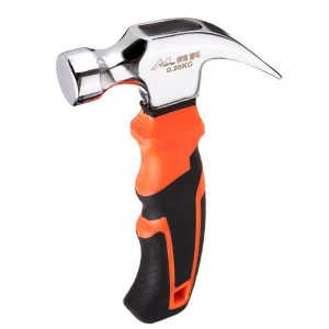 MYTEC Small Hammer Mini Multifunctional Jointed Children's Hammer Hardware Tools Home Escape Claw Hammers